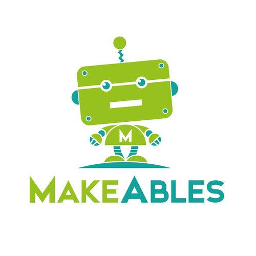 Activity logo with the title 'MakeAble Logo'