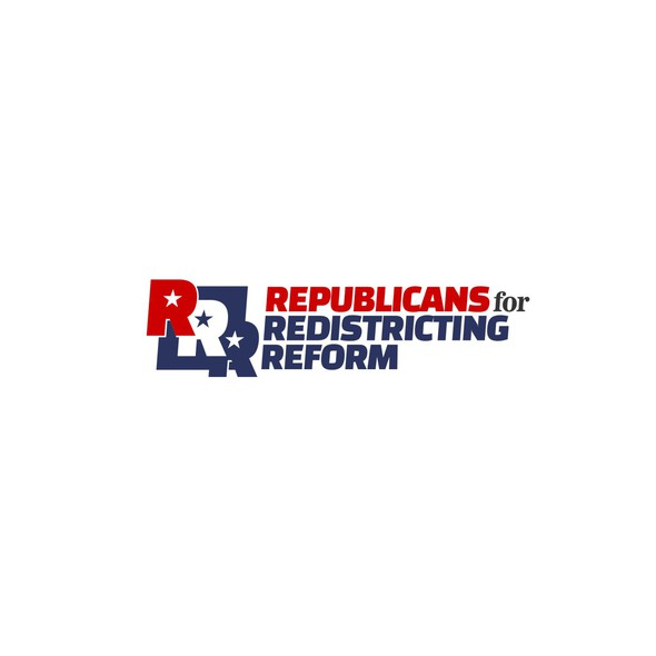 Politics logo with the title 'Republican Organization Logo'