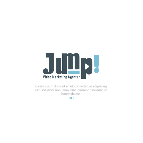 Jumping logo with the title 'Jump!'