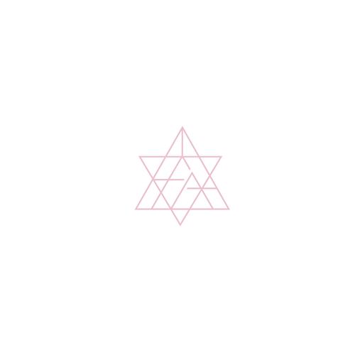 Burst logo with the title 'Logo for Female Entrepreneur'