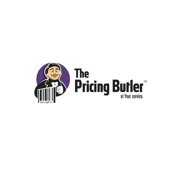 Butler logo with the title 'The Pricing Butler'