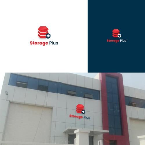 Storage logo with the title 'Storage Plus Industrial Storage'