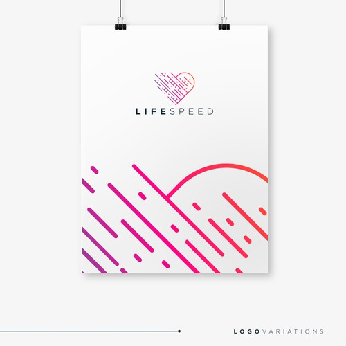 Platform design with the title 'LifeSpeed'