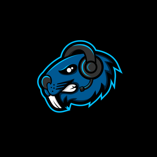 Beaver logo with the title 'varsity'