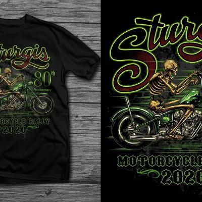 Sturgis tshirt