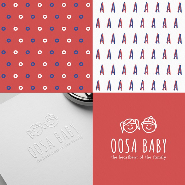 Baby brand with the title 'OOSA BABY'