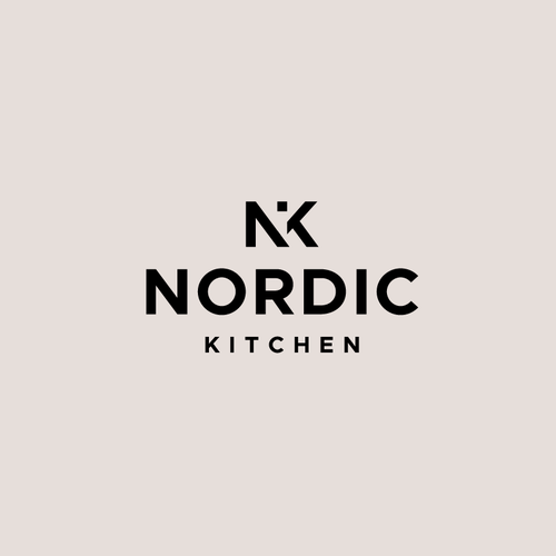 K design with the title 'Nordic Kitchen'