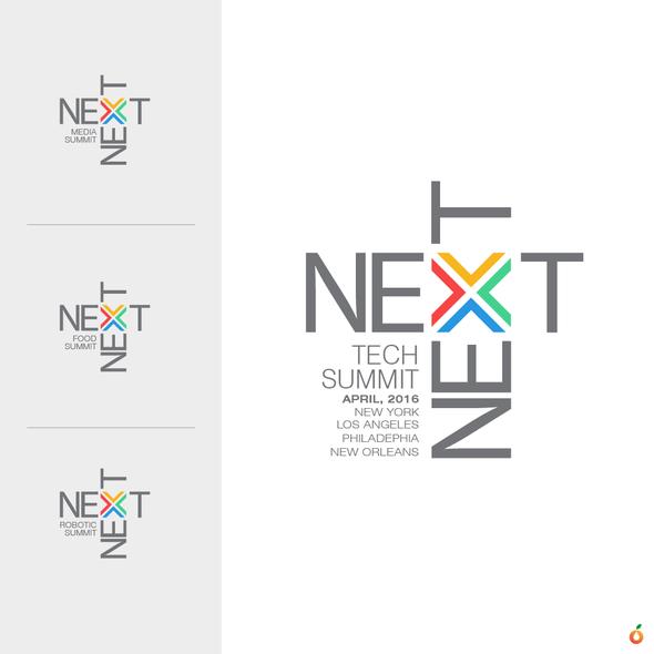 Next logo with the title 'next next'