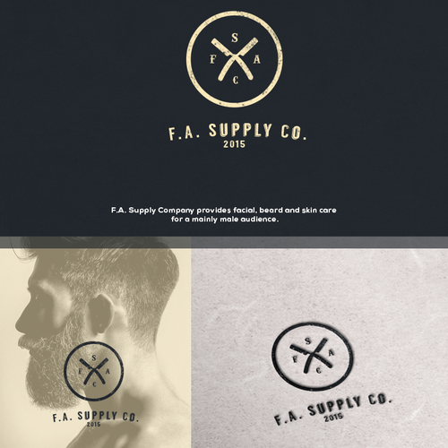 Indie logo with the title 'F.A Supply Co. '