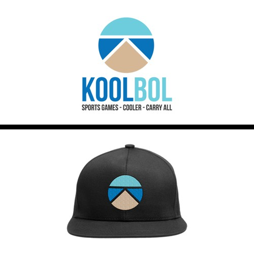 Cooler logo with the title 'Koolbol'