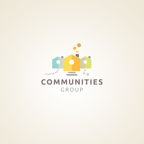Vivid design with the title 'Logo for mobile homes company'