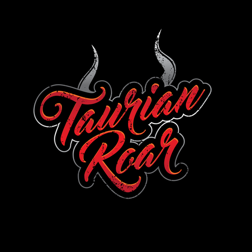 Rock and roll design with the title 'Band Logo design'
