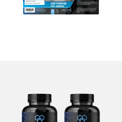 Supplement Label