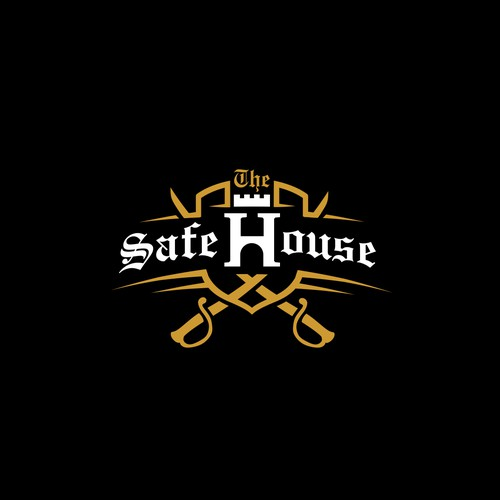 Tower logo with the title 'Safe House'