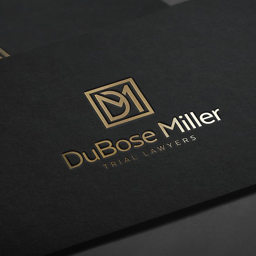 Lawyer logo with the title 'Elegant Lawyers Logo'