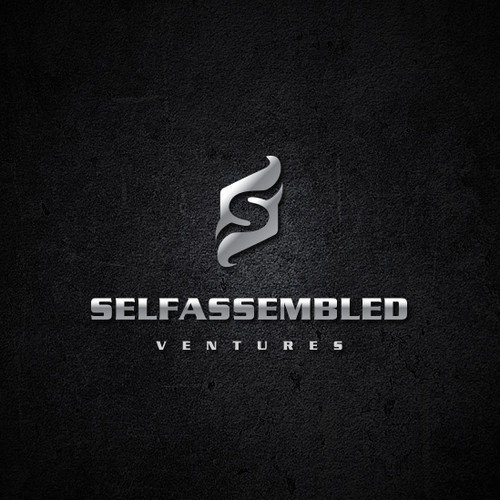 Consulting design with the title 'Selfassembled Ventures'