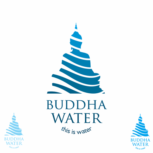 Buddha brand with the title 'Create a peacefull brand'