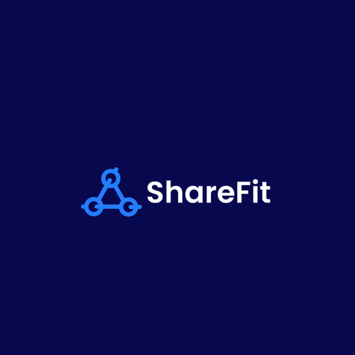 Share design with the title 'sharefit'