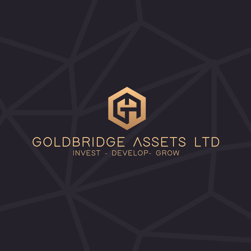Hidden design with the title 'Logo for Property Investment Company from UK'