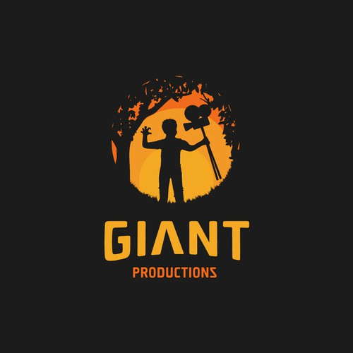 Giant logo with the title 'Giant Productions'