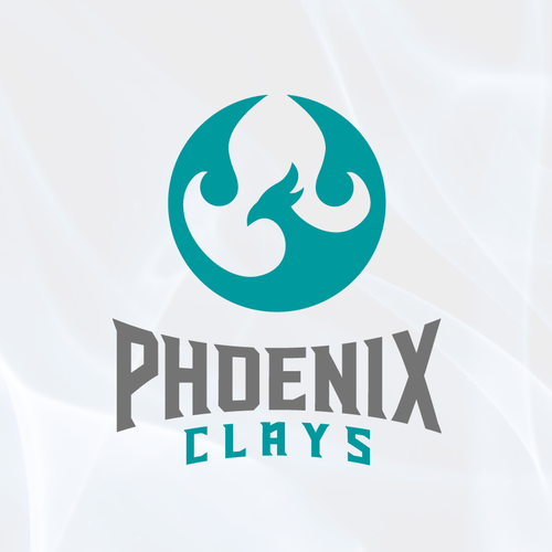 Phoenix logo with the title 'Phoenix Clays'