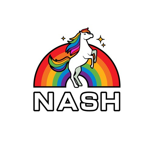 Sparkle logo with the title 'N A S H'