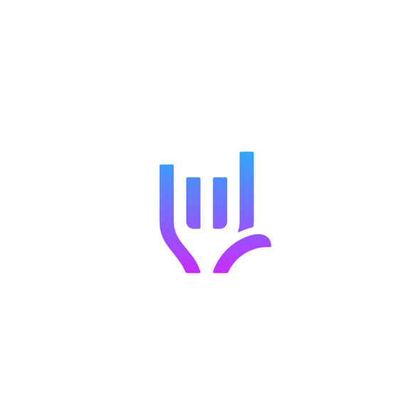 Finger logo with the title 'Fork Yeah!'