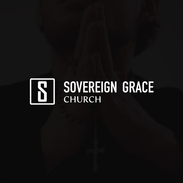 Grace logo with the title 'Logo For a progressive Church'