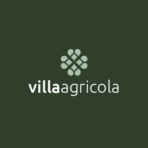 Love logo with the title 'VillaAgricola'