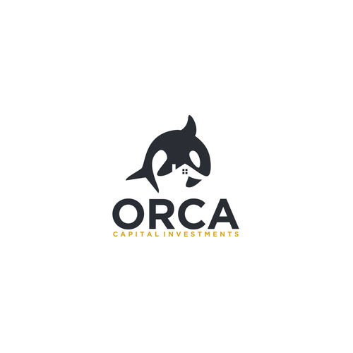 Orca logo with the title 'Simple '