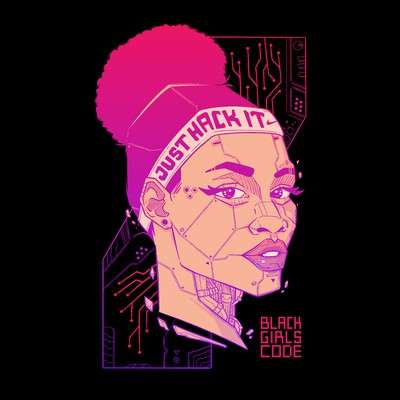 Just Hack It - Black Girls Code x Nike