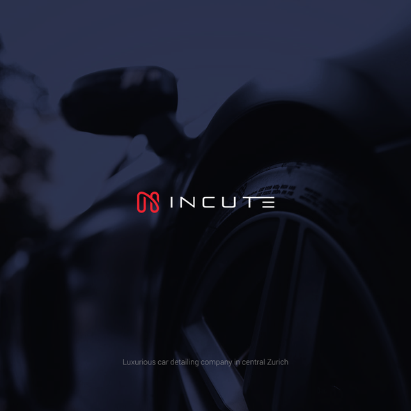 Garage brand with the title 'InCute'