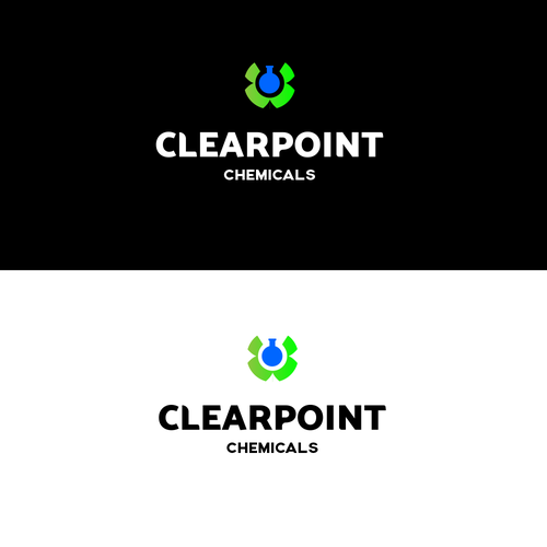Industry brand with the title 'Clearpoint Chemical Business'