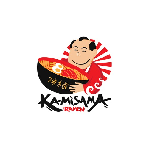 Noodle logo with the title 'Japanese Character'