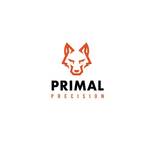 Primal design with the title 'Primal Precision'