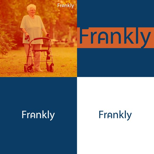 Senior logo with the title 'Frankly Senior Products'