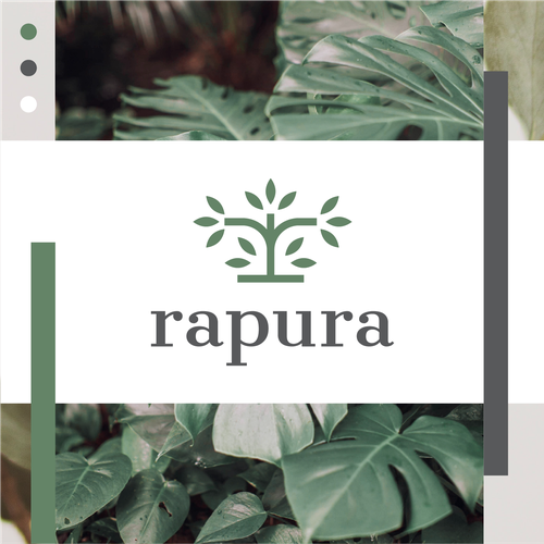 Patient logo with the title 'Rapura'