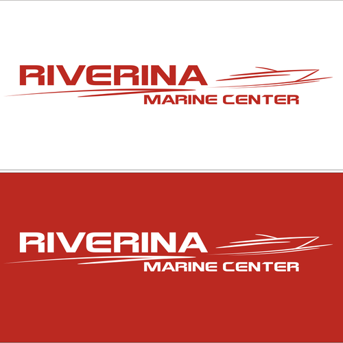 Watersports logo with the title 'New logo wanted for Riverina Marine Centre'