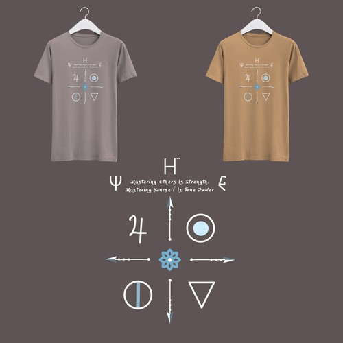 Religious t-shirt with the title 'Healing T-Shirt design'