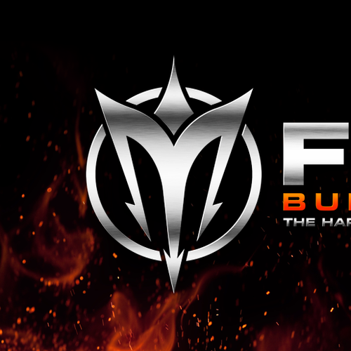 Fire logo with the title 'Forged'