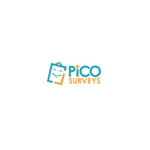 Survey design with the title 'Pico Surveys'