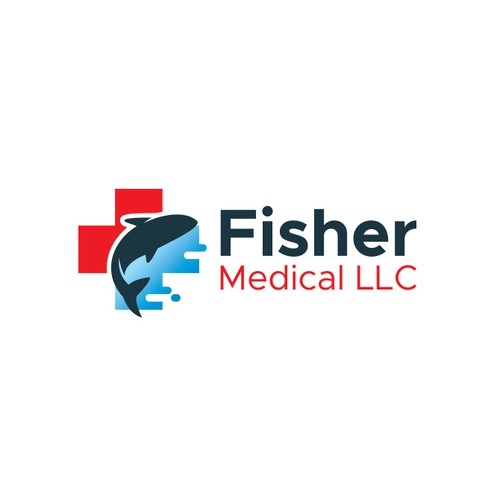 Doctor logo with the title 'Fisher Medical LLC'