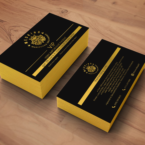 VIP design with the title 'VIP Card '