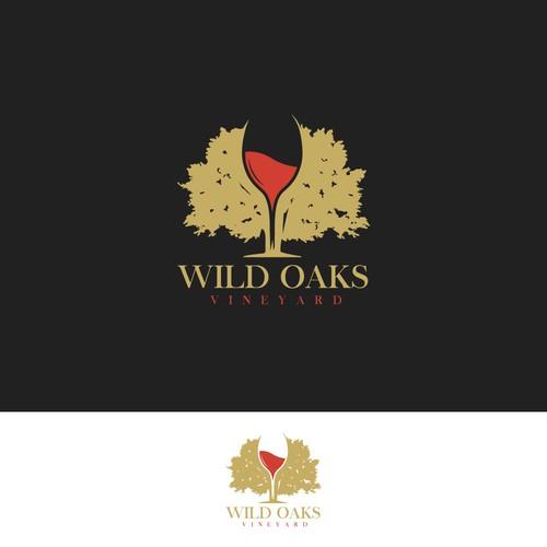 Vineyard logo with the title 'vineyard logo'