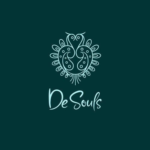 Bird logo with the title 'De Souls'