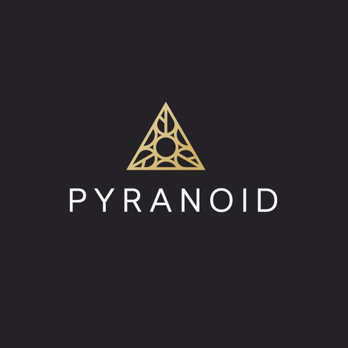 Wax logo with the title 'Pyranoid '