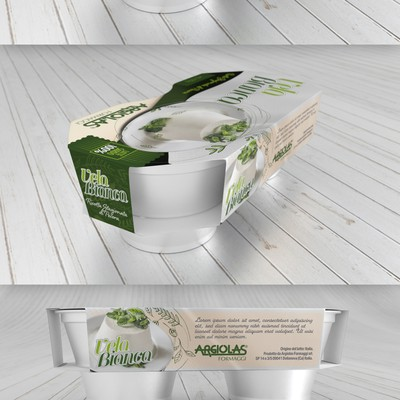 Ricotta Packaging