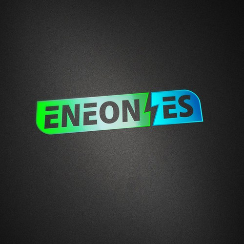 Charger logo with the title 'Eneon - ES'