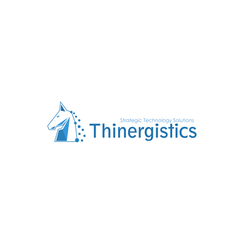 Solution brand with the title 'Thinergistics'