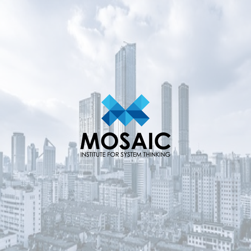 Economic logo with the title 'MOSAIC'
